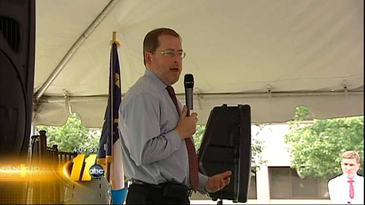 Norquist pushes for North Carolina Senate tax plan
