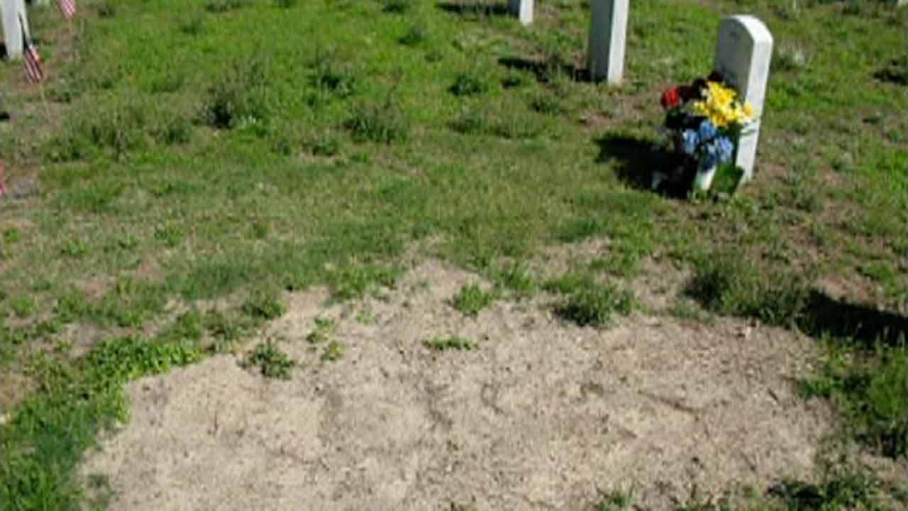 Headstones found with misspellings, errors at Fort Bragg cemetery