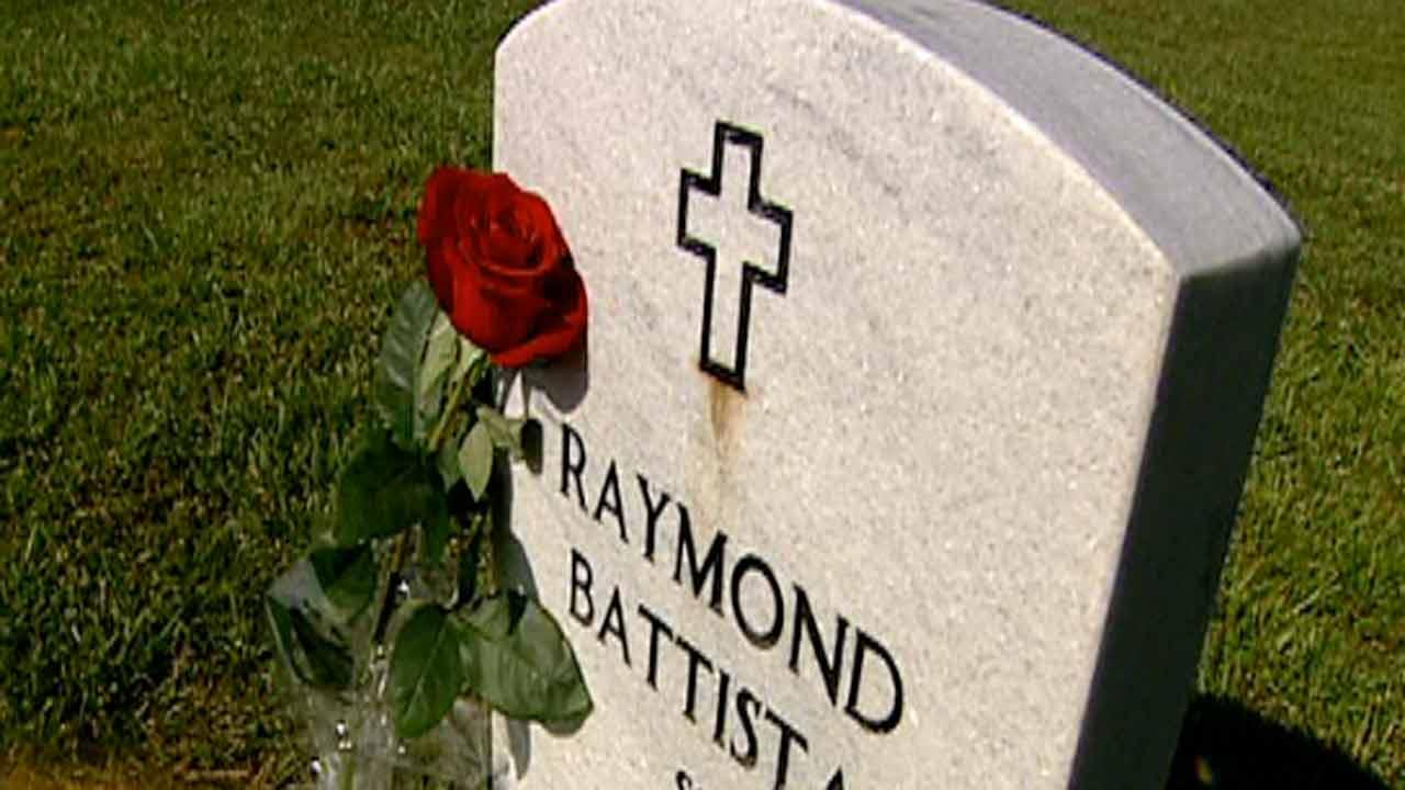 Local woman remembers husband on Memorial Day