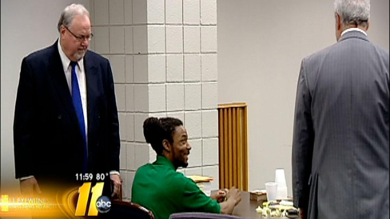 Mario McNeill sentenced to death in Shaniya Davis case