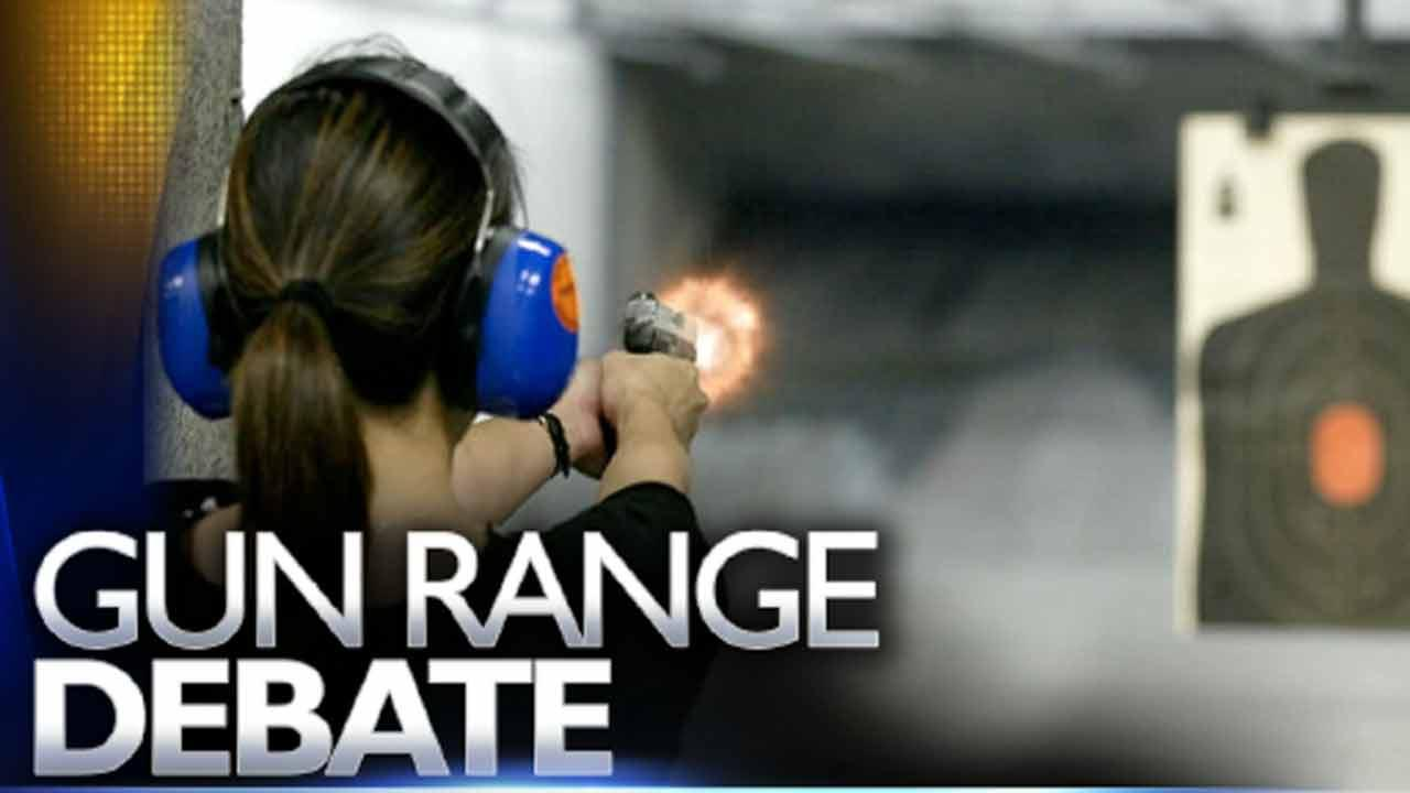 Change for gun ranges in Cumberland