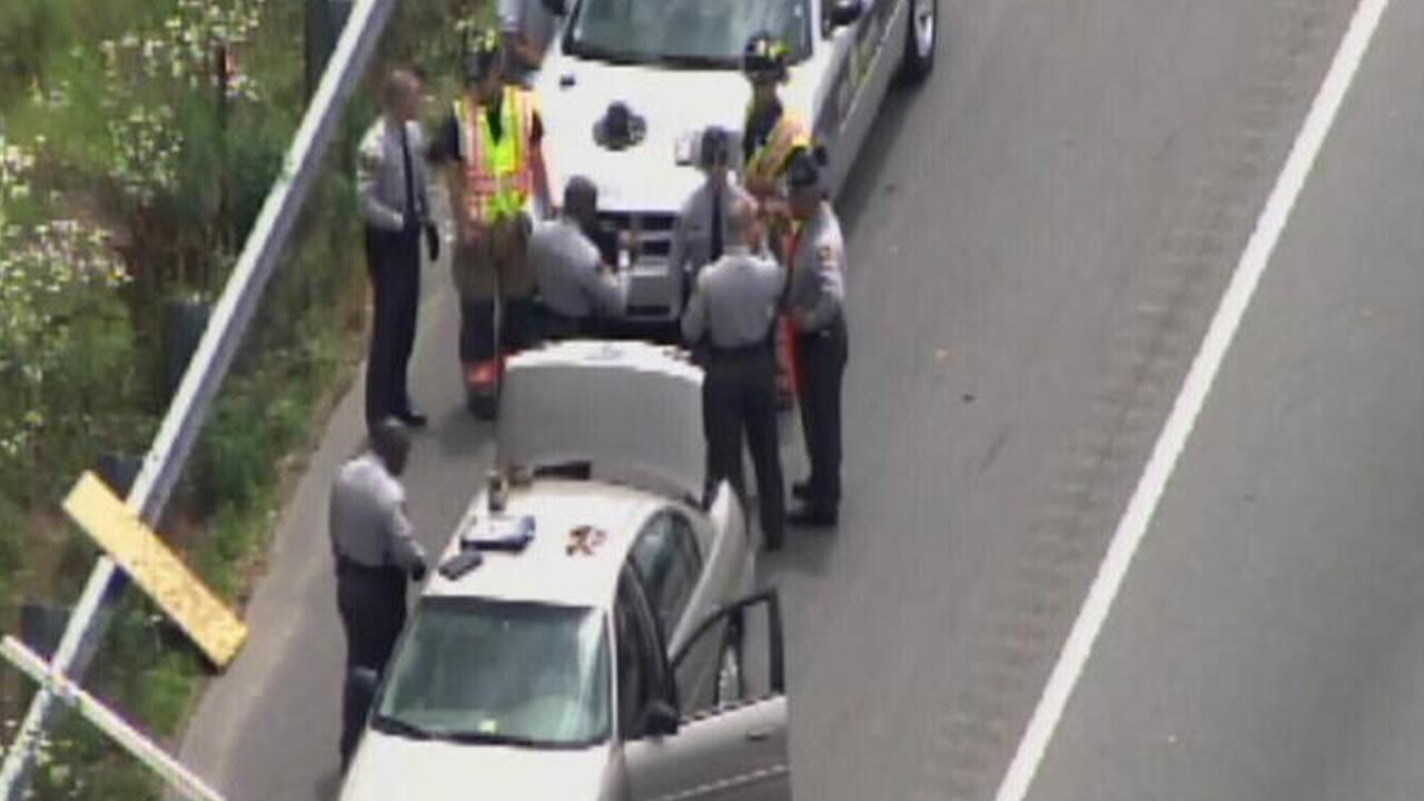 Suspected meth found near RDU airport