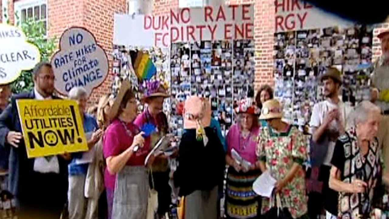 Final public hearing on Duke Energy rate hike held