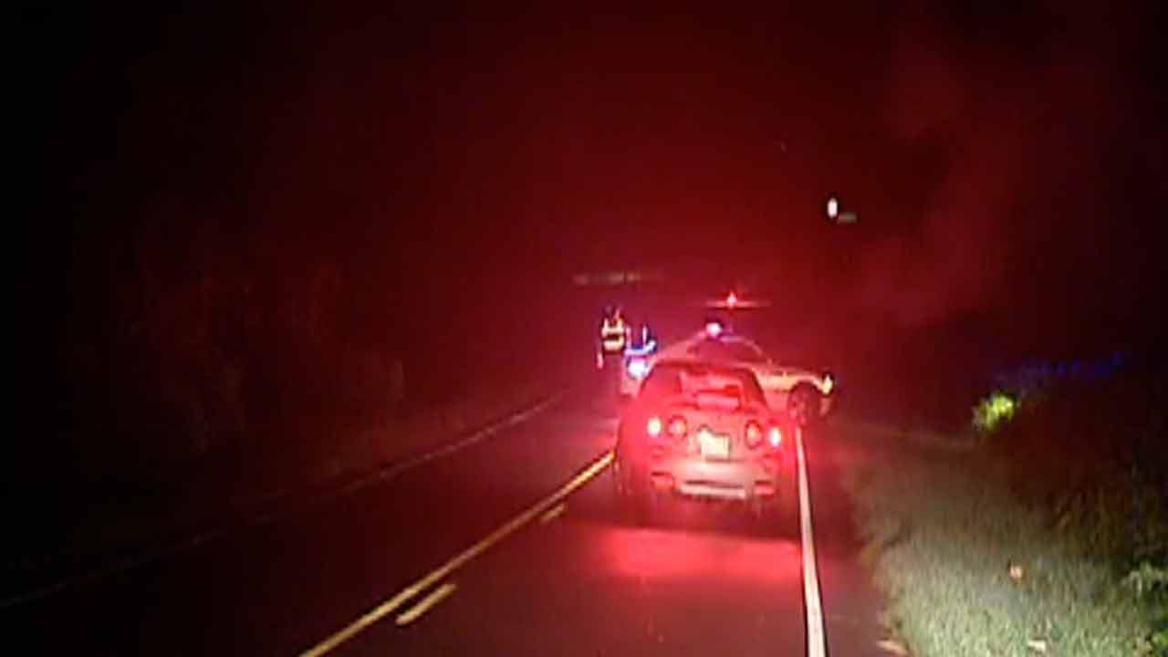 Heavy rains lead to road closure near Rolesville