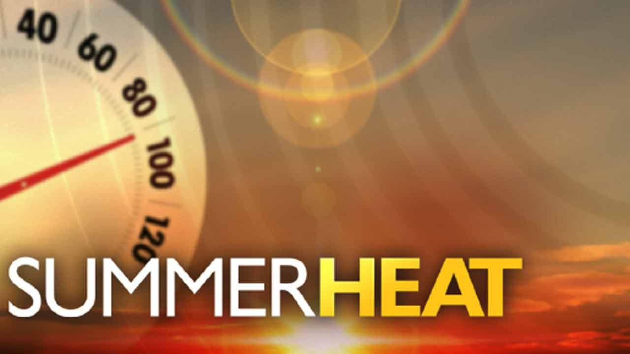 Heat wave can take toll on elderly