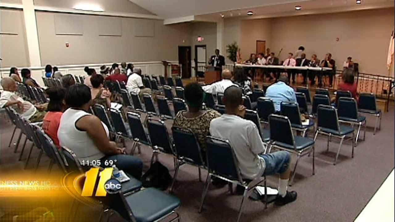 Forum held in Raleigh on Zimmerman verdict and what it means for society