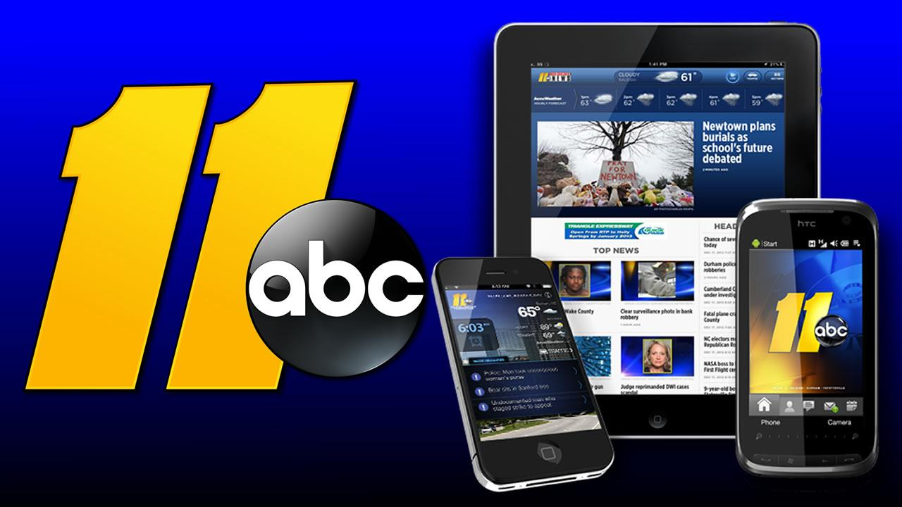 ABC11 apps