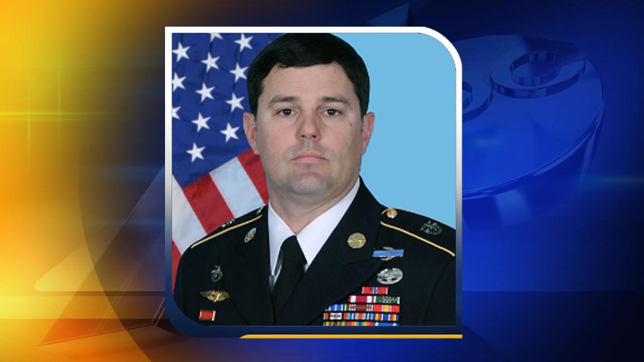 Master Sgt. George A. Bannar Jr.