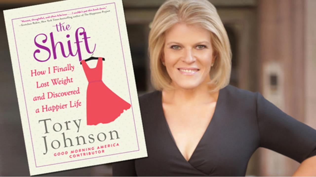 GMA's Tory Johnson has new book on weight loss