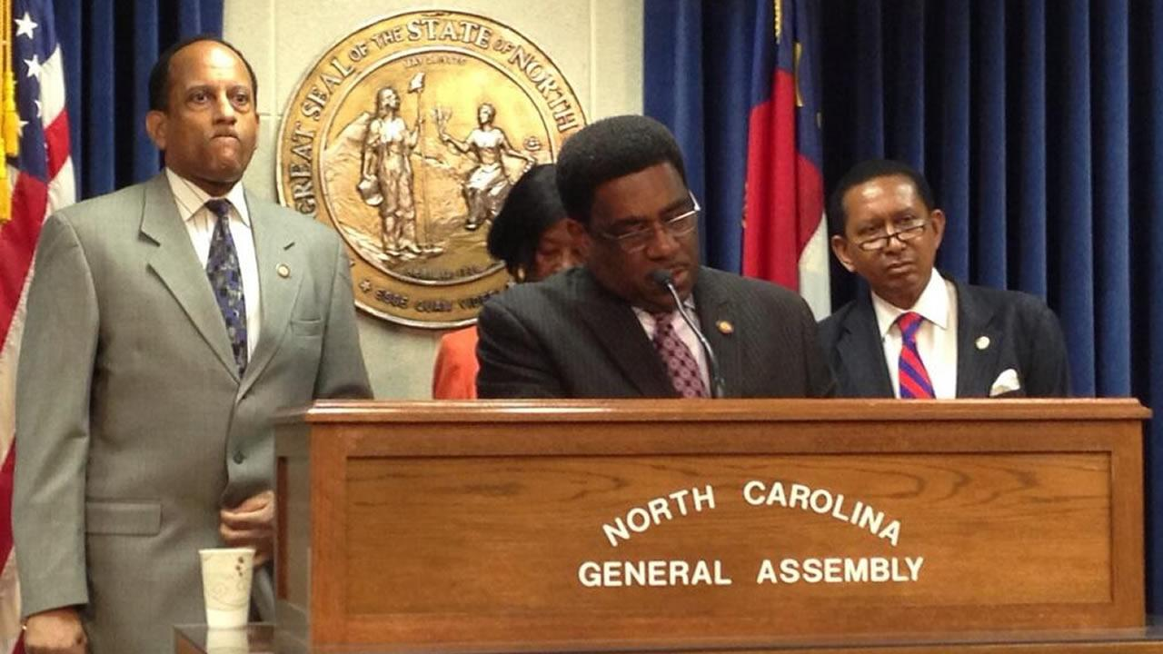 Black leaders at the North Carolina General Assembly want more answers from the state Department of Health and Human Services