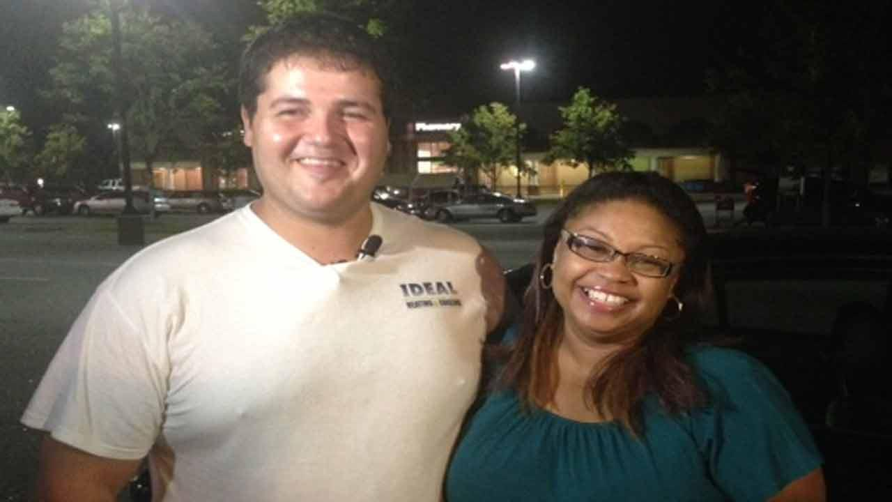 ABC11 was there when Sergio Godoy and Cynthia Reid met.