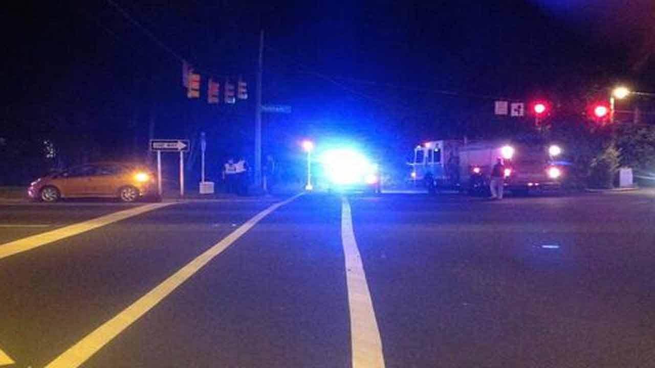Pedestrian struck and killed crossing South Estes Drive in Chapel Hill.