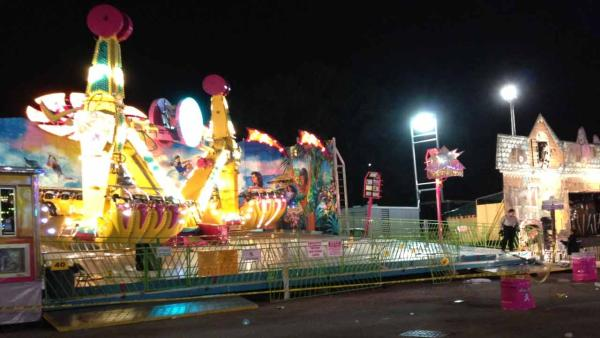 3 of 5 people injured in fair ride accident still hospitalized