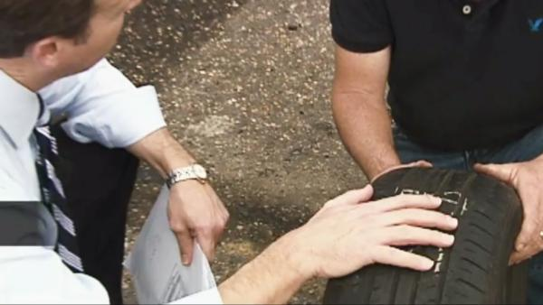 I-Team: How safe are used tires?
