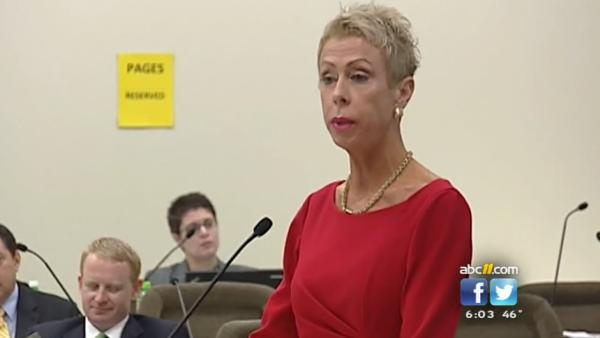 Beth Wood defends Medicaid audit for second day