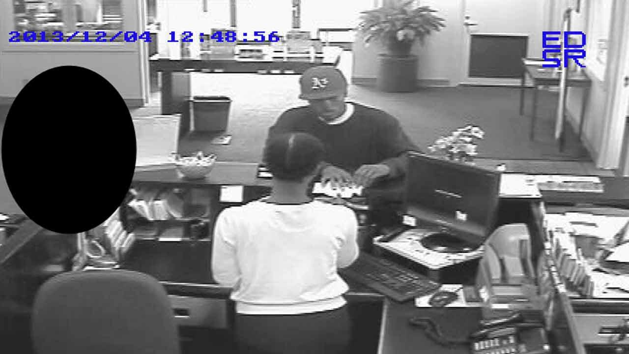Fayetteviile bank robbery