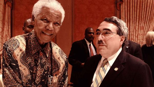 Rep. G.K. Butterfield remembers Nelson Mandela