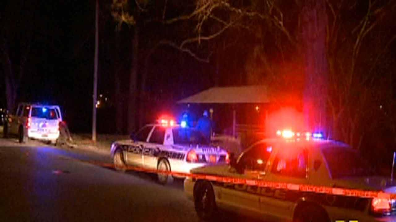 A man was shot in the 900 block of Mallard Avenue in Durham.