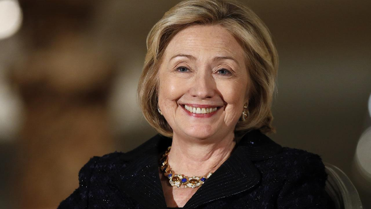Former Secretary of State Hillary Rodham Clinton. (AP Photo/Jason DeCrow)