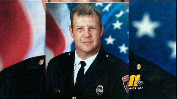 Fallen firefighter remembered in Cary