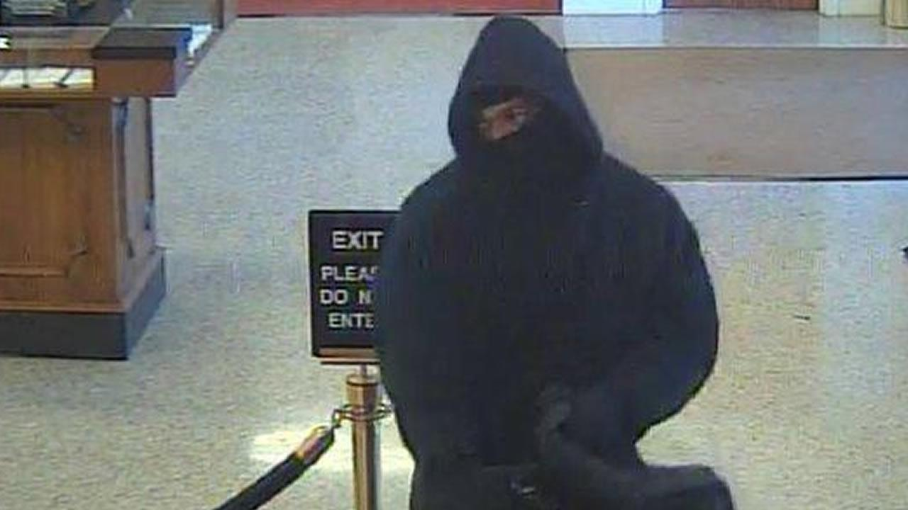 Police say the First Citizen Bank on Main Street was robbed Thursday morning.