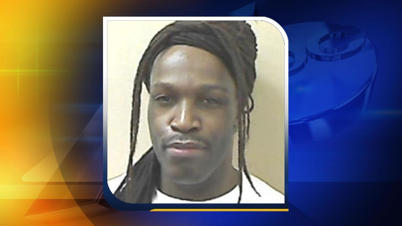The FBI says the kidnappers made demands on behalf of Kelvin Melton, who is serving a life sentence in prison. <span class=meta>(Image courtesy North Carolina Department of Public Safety)</span>