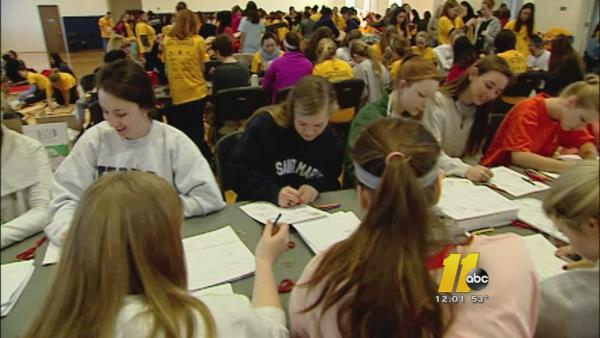 Thousands honor MLK with day of service