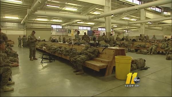 300 troops deploy to Afghanistan