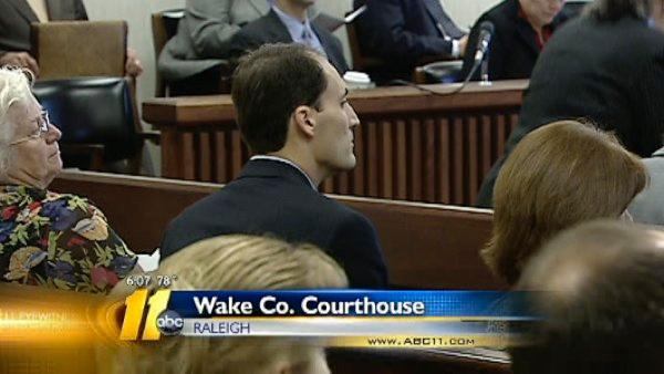 Brad Cooper in court, former fiancée speaks