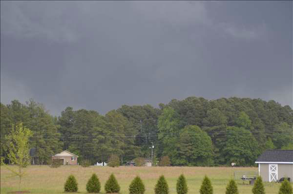 ABC11 viewers sent in photos and video of the storms <span class=meta>(WTVD&#47;I-Witness photo)</span>