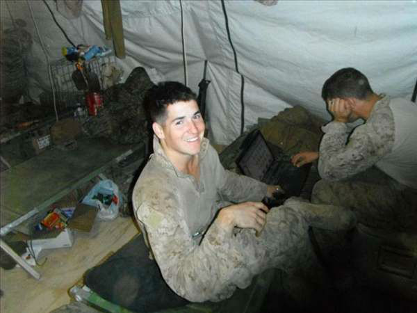 "<div class=""meta ""><span class=""caption-text "">Lance Cpl. Fenn, who was from Polk City, Fla., enlisted with the Marine Corps in June 2010. He was promoted to his current rank nine months later.    (U.S. Marines)</span></div>"
