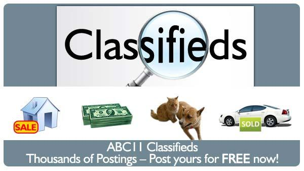 classifieds garage sales free ads personal services