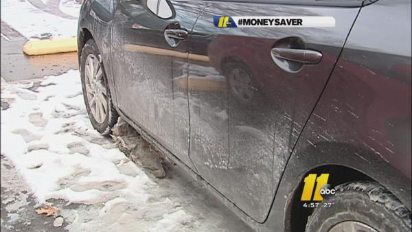 Money Saver: Protecting your car