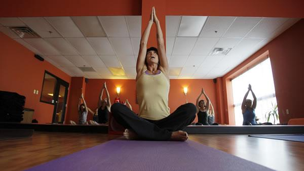 Yoga for breast cancer patients