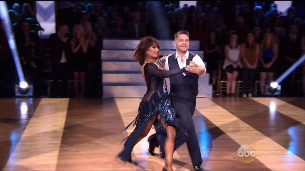 "The cast of the 17th season of ""Dancing with the Stars"" is competing for your votes. Monday was the fourth week of the competition."