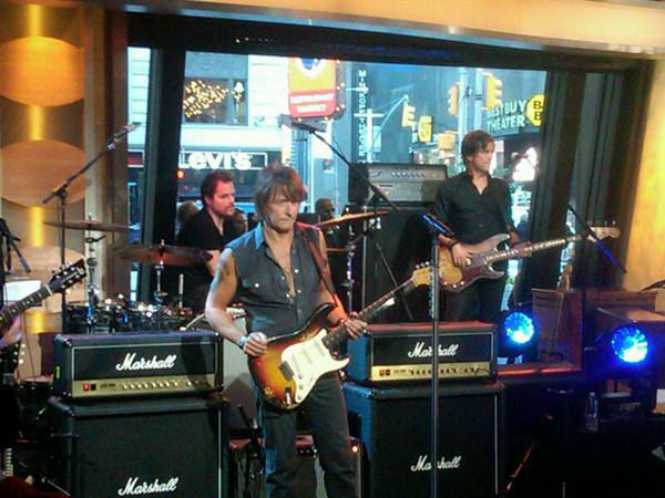 Good Morning America Richie Sambora