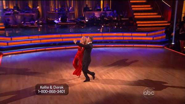 Who put in the best performance on Monday&#39;s episode of Dancing With The Stars during Stevie Wonder week? <span class=meta>(ABC Photo)</span>