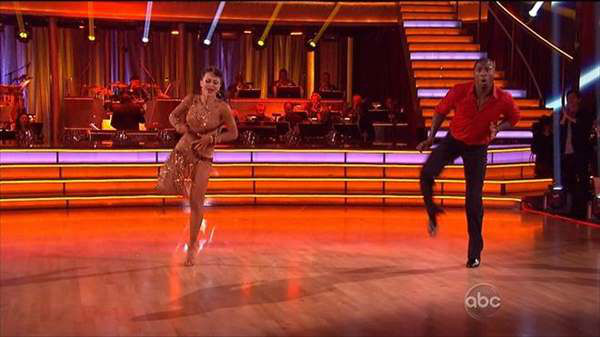 Who put in the best performance on Monday&#39;s episode of Dancing With The Stars during Latin week? <span class=meta>(ABC Photo)</span>