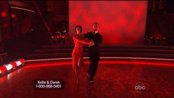 Who put in the best performance on Monday&#39;s semifinals episode of Dancing With The Stars? <span class=meta>(ABC Photo)</span>