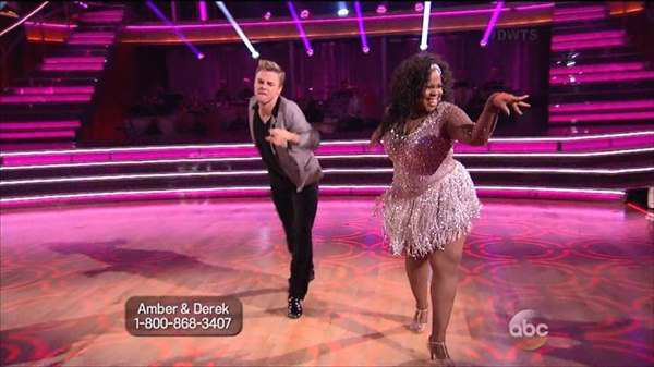 "The cast of the 17th season of ""Dancing with the Stars"" is competing for your votes. The season premiere was Monday night in Hollywood."
