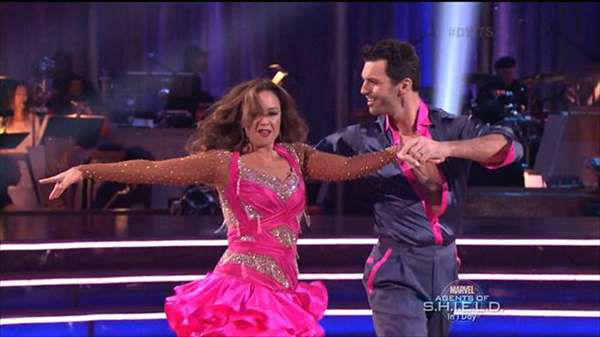 "<div class=""meta ""><span class=""caption-text "">The cast of the 17th season of ""Dancing with the Stars"" is competing for your votes. Monday night featured all Latin routines. (ABC Photo)</span></div>"