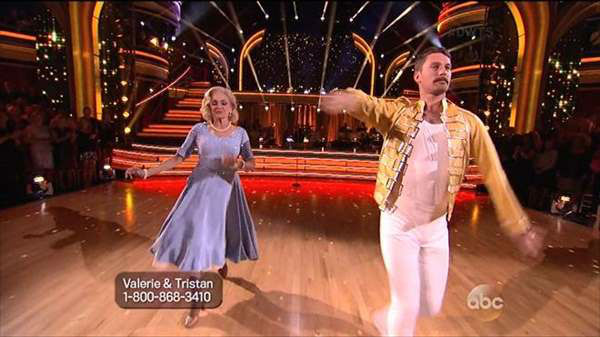 "<div class=""meta ""><span class=""caption-text "">The cast of the 17th season of ""Dancing with the Stars"" is competing for your votes. Monday was Hollywood night. (ABC Photo)</span></div>"