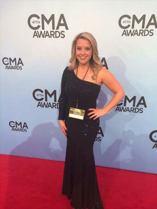 "<div class=""meta ""><span class=""caption-text "">ABC11's Liz Horton on the red carpet. (WTVD)</span></div>"