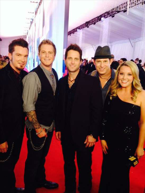 "<div class=""meta image-caption""><div class=""origin-logo origin-image ""><span></span></div><span class=""caption-text"">ABC11's Liz Horton with Parmalee! (WTVD Photo)</span></div>"