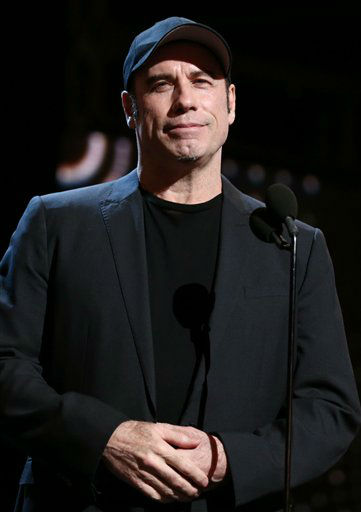 Actor John Travolta attends rehearsals for the 85th Academy Awards in Los Angeles, Saturday, Feb. 23, 2013.  <span class=meta>(AP Photo&#47;Matt Sayles)</span>