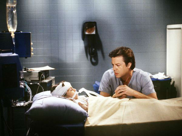 1990s: Port Charles Bus Crash - A bus crash leaves Bobbie and Tony&#39;s daughter, BJ, brain dead so her heart is donated to an ailing Maxie Jones. In one of the most memorable GH scenes, Tony rests his head on Maxie&#39;s chest and can hear BJ&#39;s heart beating.   <span class=meta>(ABC Photo&#47; Michael Yarish)</span>