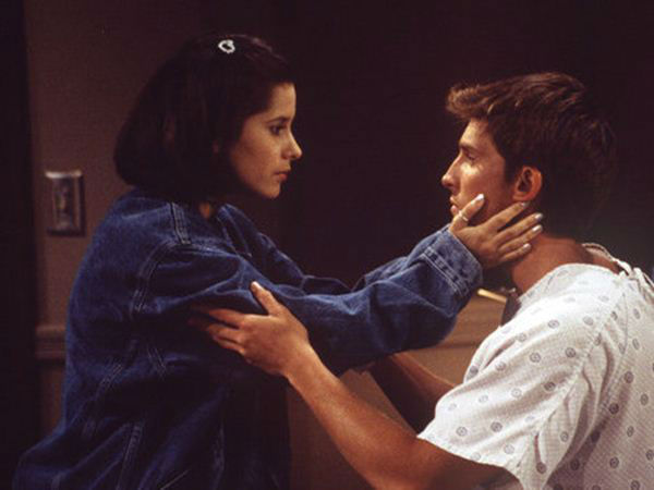 1990s: Robin Scorpio Learns She is HIV Positive - After learning her boyfriend Stone is HIV positive, Robin gets tested and finds out she has contracted the disease. <span class=meta>(ABC Photo)</span>