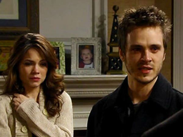 2010s: Lucky Walks in on Nikolas and Liz - The affair causes Lucky to cut ties with Nikolas and Elizabeth is later revealed to be pregnant.   <span class=meta>(ABC Photo)</span>