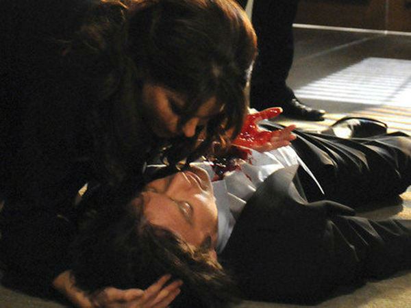 2010s: Dante - Sonny discovers that &#34;Dominic&#34; is an undercover cop. Sonny shoots him just as Olivia bursts in and reveals that &#34;Dominic&#34; is actually Sonny&#39;s son, Dante.  <span class=meta>(ABC Photo)</span>