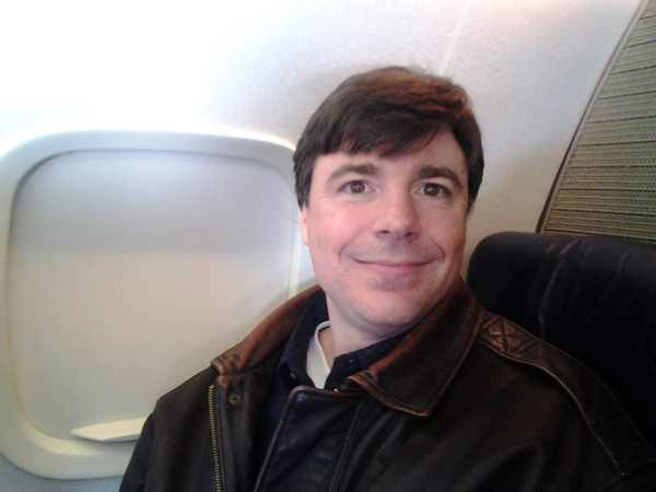 Bruce Foraker is a winner in GMA&#39;s Seeing Double contest. Does he look like George Stephanopoulos? <span class=meta>(WTVD Photo&#47; Image courtesy Bruce Foraker)</span>